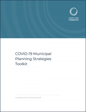 COVID-19 Municipal Planning Strategies Toolkit Cover