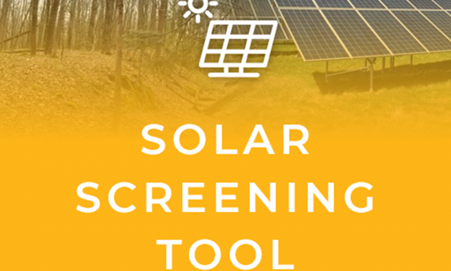 Solar Screening RPT