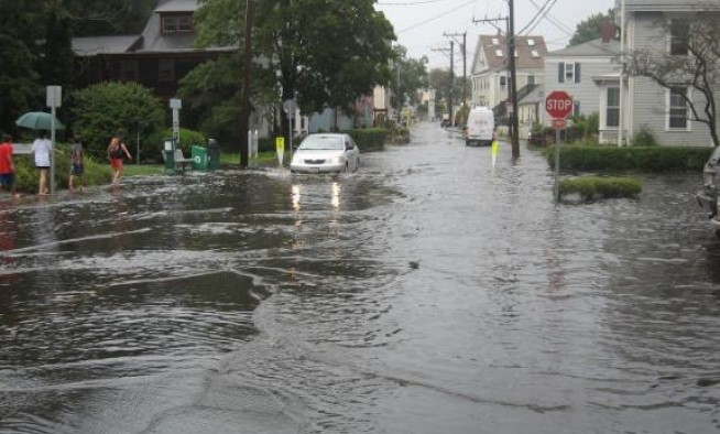 Provincetown Urban Drainage Flooding