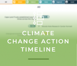 Web Tile  Climate Action Timeline
